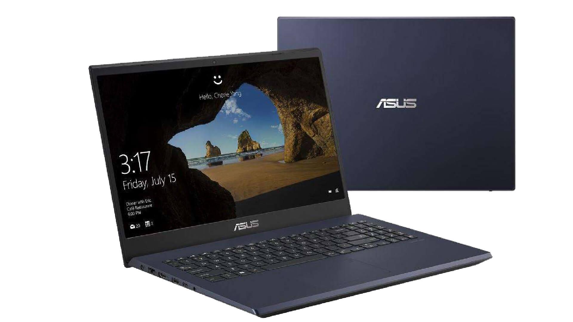 لپ تاپ 15.6 اینچی ایسوس مدل ASUS VivoBook K571GT - P